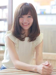 甘さが可愛い☆小顔ワンカールボブ☆|neutralのヘアスタイル