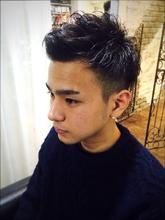 VOORDEUR☆爽やかツーブロメンズスタイル☆|VOORDEURのメンズヘアスタイル