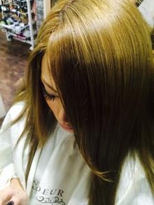 VOORDEUR☆前髪シールエクステつけ放題¥3500☆|VOORDEURのヘアスタイル