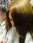 VOORDEUR☆前髪シールエクステつけ放題¥3500☆ VOORDEURのヘアスタイル