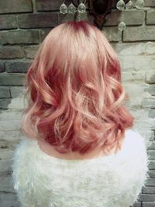 ーVOORDEUR− フェアリーピンク VOORDEURのヘアスタイル
