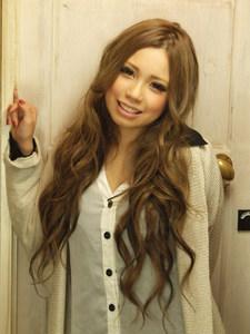 〜VOORDEUR〜☆プラチナベージュMIXゆる巻き☆|VOORDEURのヘアスタイル