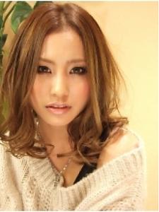 VOORDEUR〜外人風セミディボブ〜|VOORDEURのヘアスタイル