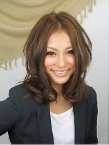 VOORDEUR〜MIXカラー×セミディボブ〜 VOORDEURのヘアスタイル