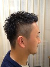 VOORDEUR〜ショートパーマ〜|VOORDEURのメンズヘアスタイル