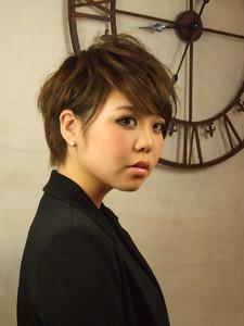 VOORDEUR〜マニッシュショート〜 VOORDEURのヘアスタイル