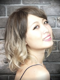 ASH〜プラチナカラー+グラデーション〜