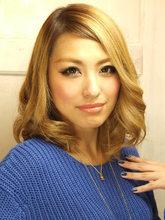 <ASH>☆グラデーション★アッシュベージュ☆ Hair Labo ASH 石澤 玄のヘアスタイル