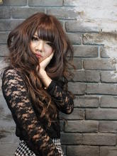 <ASH>アッシュブラウン|Hair Labo ASH 山本 晃司のヘアスタイル