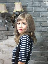 <ASH>アッシュベージュ|Hair Labo ASH 山本 晃司のヘアスタイル