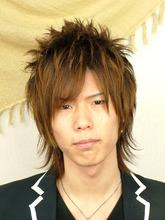 <ASH>ザクザク束感メンズスタイル Hair Labo ASH 石澤 玄のメンズヘアスタイル