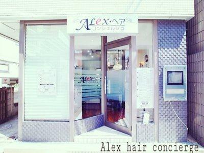ALex Hair concierge -Eyelash-
