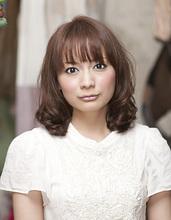 セミロングスタイル!|Hair DelMar 藤崎 智生のヘアスタイル