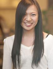 さらさらナチュラルストレート|Hair DelMar 藤崎 智生のヘアスタイル