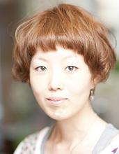 マッシュルームボブ|Hair DelMar 藤崎 智生のヘアスタイル
