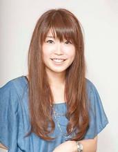 ゆるふわデジタルパーマ|Hair DelMar 藤崎 智生のヘアスタイル
