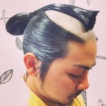 殿様スタイル|yasoのメンズヘアスタイル