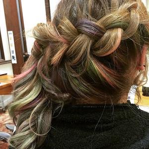 spring festival|yasoのヘアスタイル