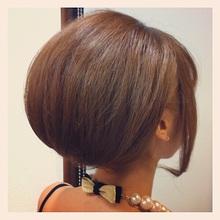 まん丸アップ ♪|yasoのヘアスタイル