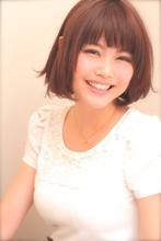 人気NO1☆大人かわいいボブディ|TAKE CARE OR RENATAのヘアスタイル