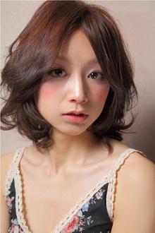 ルーズで可愛い☆デジタルパーマ TAKE CARE OR RENATAのヘアスタイル