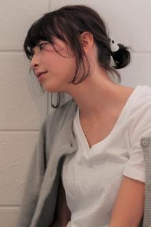 ゆるルーズ☆二次会ナチュラルアレンジ♪|TAKE CARE OR RENATAのヘアスタイル