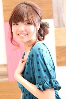 ルーズほつれウェーブ☆簡単セット[RENATA]|TAKE CARE OR RENATAのヘアスタイル