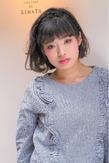 簡単スタイリング ヘアアレンジ・ルーズ☆ヘアセット