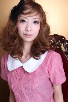 誰でも簡単☆大人かわいい前髪アレンジ|TAKE CARE OR RENATAのヘアスタイル