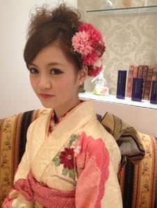 ☆成人式・結婚式♪のヘアアレンジ|TAKE CARE OR RENATAのヘアスタイル
