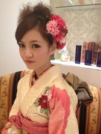 ☆成人式・結婚式♪のヘアアレンジ