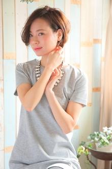 華やかスイートボブ|Dilla 戸田公園店のヘアスタイル