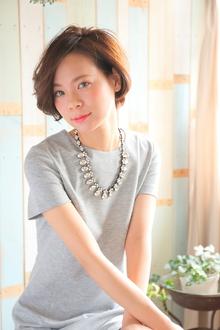 ナチュかわショート|Dilla 戸田公園店のヘアスタイル