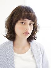 アンニュイパーマ柔らかロブ!!|Magico 佐藤 翔のヘアスタイル