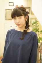 簡単!クルリンパアレンジ!|Magico 佐藤 翔のヘアスタイル