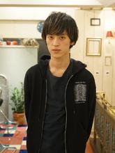 モードなマッシュスタイル|Magico 佐藤 翔のメンズヘアスタイル