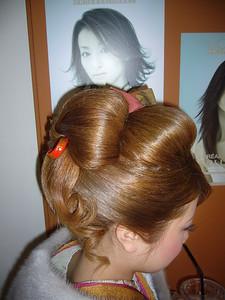 アレンジアップ スタイル| makaiのヘアスタイル