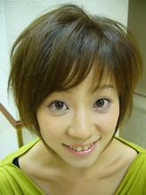エアリーマッシュ| makaiのヘアスタイル