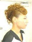 モヒカン風セット|cocot 銀座店のヘアスタイル