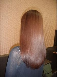 つやつやストレート|COCO-b-salon 銀座店のヘアスタイル
