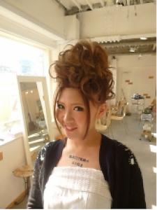 かっこよく|COCO-b-salon 銀座店のヘアスタイル