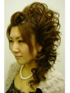 あえてポイントは前髪|COCO-b-salon 銀座店のヘアスタイル