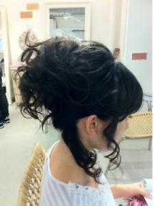 おくれ毛の魅力|cocot 銀座店のヘアスタイル