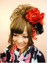 かわいいセット|cocot 銀座店 緒方 裕香里のヘアスタイル