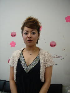 ショートモヒカン!!!!|cocot 銀座店のヘアスタイル