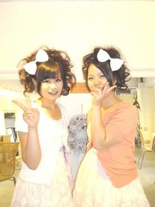 目立ち度◎双子ちゃん★セットアップ★|COCO-b-salon 銀座店のヘアスタイル