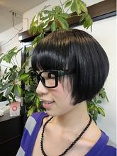 カット+カラー(フル)+トリートメント|cocot 銀座店 千田 秋人のヘアスタイル