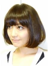 ふんわりボブ|cocot 銀座店 千田 秋人のヘアスタイル