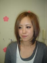 ルースなA−Line|cocot 銀座店 千田 秋人のヘアスタイル