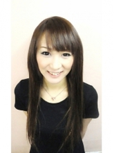暗めのカラーはツヤ感アップ!!|cocot 銀座店 千田 秋人のヘアスタイル